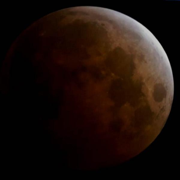 Blood moon the sequel had millions gazing at the skies - CNN.com
