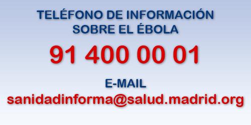 Comunidad De Madrid On Twitter Teléfono De Información Sobre El