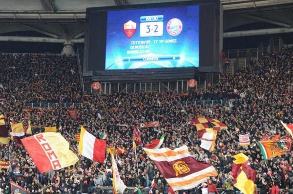 Roma Bayern Monaco tra le partite di calcio in programma oggi martedi' 21/10/2014 di Champions League