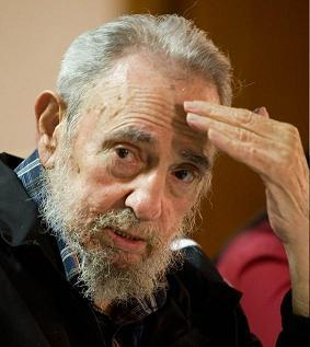Fidel Castro Comments on Knowledge of Human Existence and Criticizes NATO Chief
