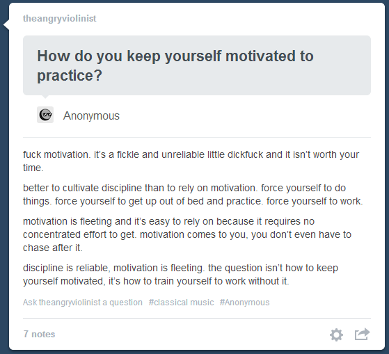 Image result for motivation is fickle