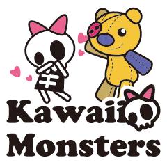 Kawaii Monsters - 10set #LINEスタンプ  http:// line.me/S/sticker/1029 823 &nbsp; …   #LINEsticker #LINE貼圖 #LINE스탬프 #แสตมป์สาย<br>http://pic.twitter.com/6yN5SVJARO