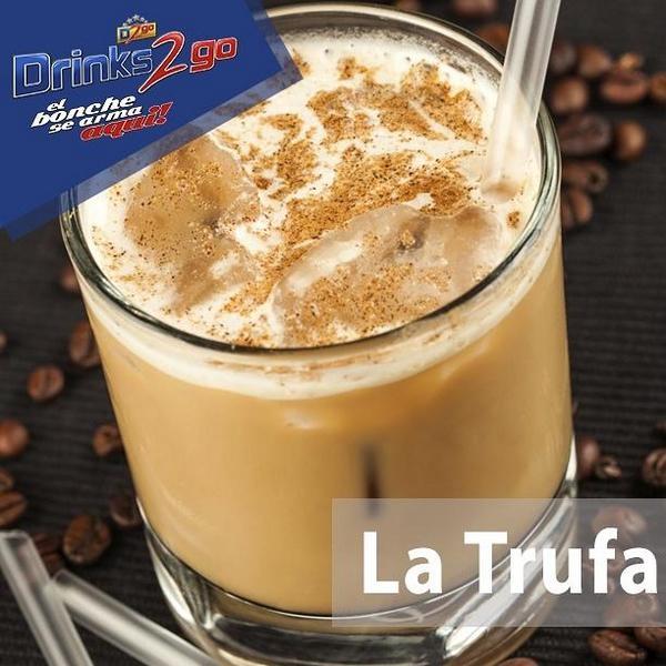 Dicen que la combinación de alcohol y café atrapa a más de uno. La Trufa: con vodka y expreso frío ¿Te atreves? http://t.co/bvn68v5ry1