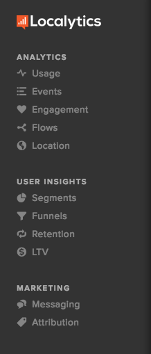 Also launched with @Localytics Profiles, a new navigation experience! Cleaner and easier. We hope you enjoy it. http://t.co/uvo7EduQIa