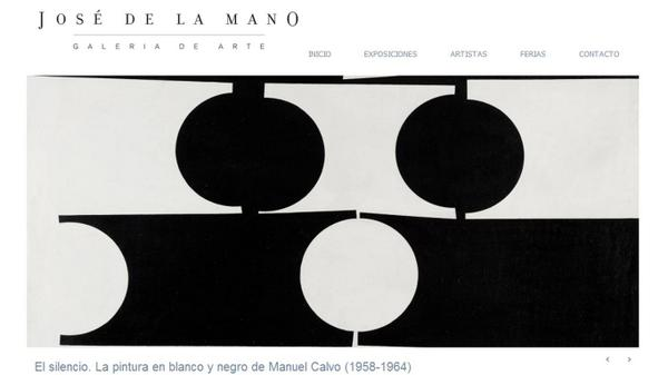 Y otra de Arte Contemporáneo en #Madrid --> http://t.co/HrWgAL6Snj #enTUITvista @josemanogaleria http://t.co/KzTRObAbI7