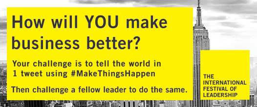 Answer to @LeadersFeed's challenge: Making business better starts by making #leadership better. #MakeThingsHappen http://t.co/rPNshEACxI