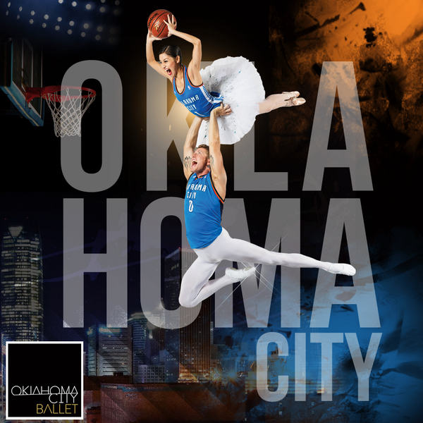 From our athletes to yours, have a GREAT SEASON @OKCTHUNDER!! Miki Kawamura & Ronnie Underwood photo by @shevyvision http://t.co/wdodHFE6VR