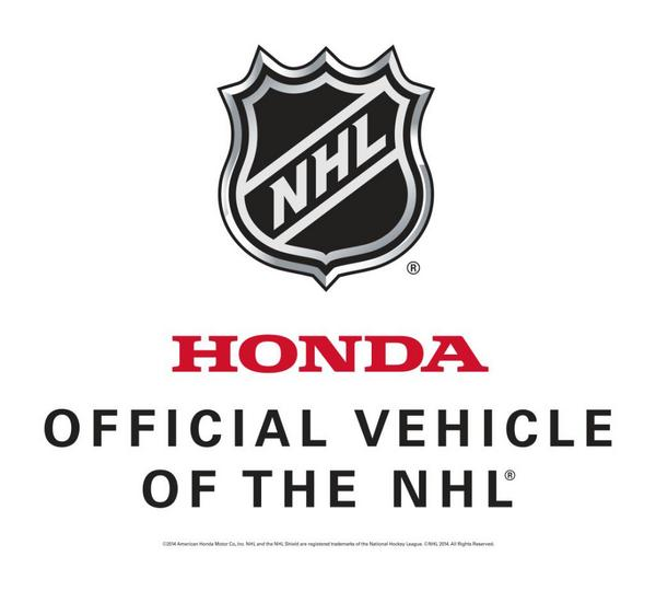 Honda On Twitter As The Official Vehicle Of NHL Were Excited Season Has Begun BestTimeoftheYear NHLFaceoff Tco VglX9qbqsV