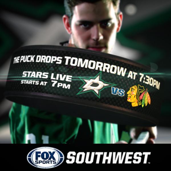 Who's ready for the return of @DallasStars hockey?! http://t.co/bW2CSKPKJp