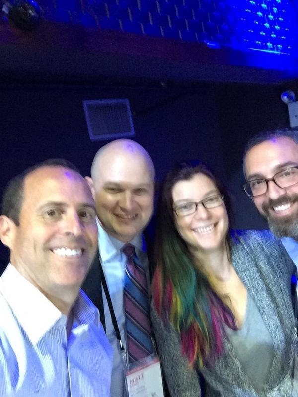 @jchernov @meghanpgill @HeinzMarketing thanks for joining me on stage to discuss Moneyball Marketing. #TMSummit http://t.co/Wt7OoGVJtT