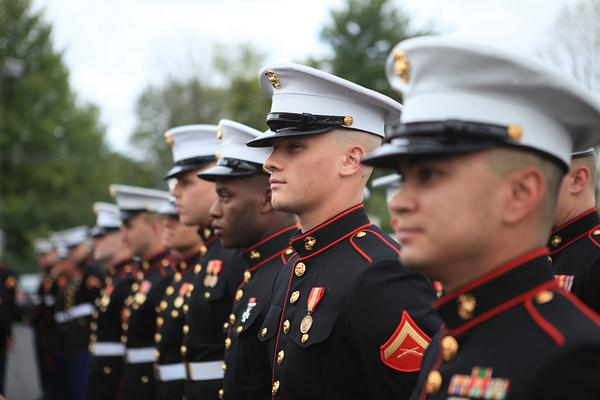 Usmc Recruiting On Twitter More Than A Uniform Marine Corps Dress