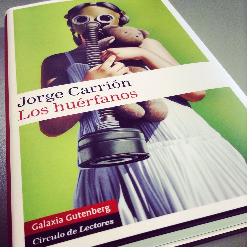 Galaxia Gutenberg, Círculo de Lectores, Jorge Carrión