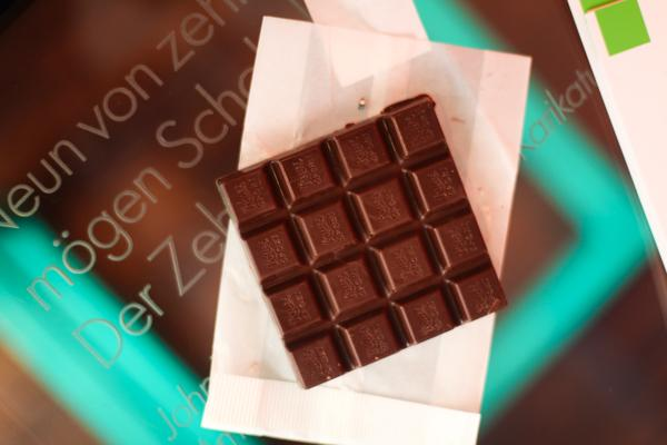 Mmmm.... loved making my own chocolate creation with @ritter_sport #Berlin #ThingstodoBerlin pic.twitter.com/efrkNexBlw