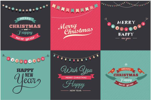 Christmas Colors Palette.Vintage Christmas Color Palette