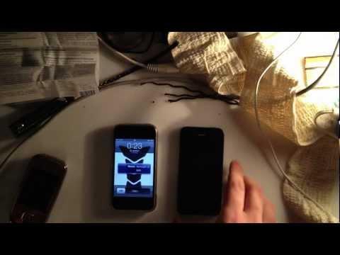 iphone 4s без сим карты