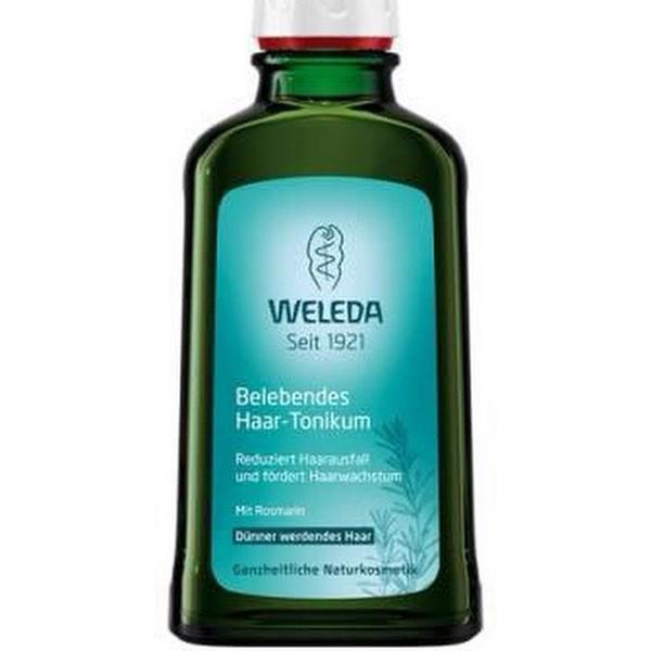укрепляющее средство для роста волос с розмарином weleda 100 мл