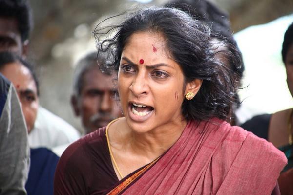 Sriya Reddy's 'Andava Kaanom'