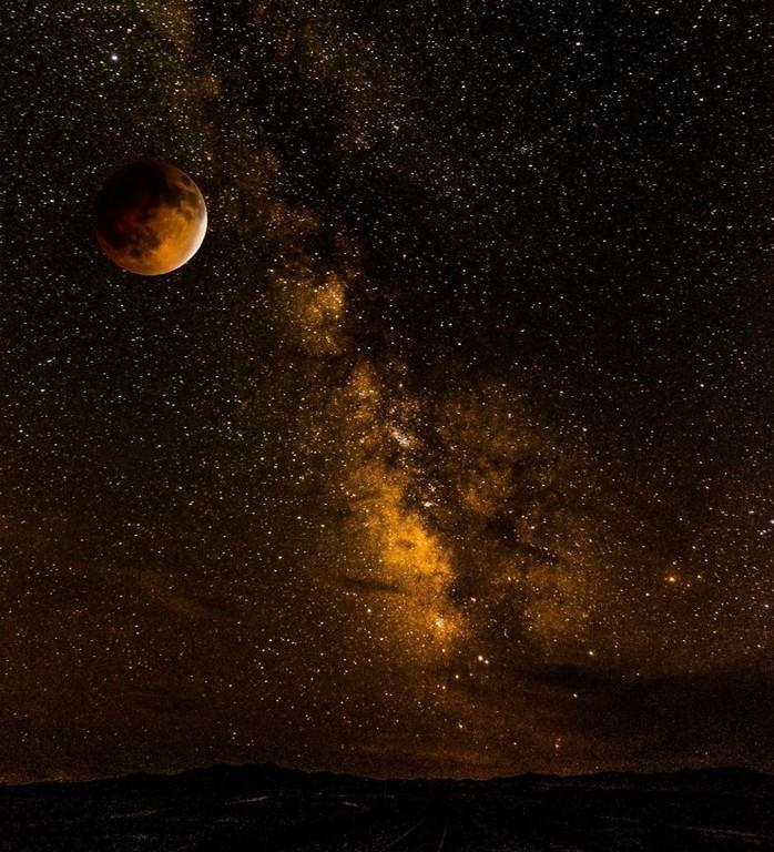 последний картинка луна млечный путь подтверждают результаты диеты