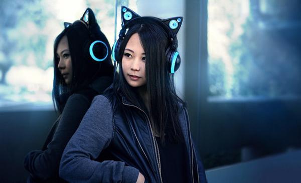 ネコ耳スピーカー付きヘッドホン「Axent Wear」ついに始動!価格は150ドルから http://t.co/Wo3G8n3R3Q http://t.co/sf1NbtHPU6