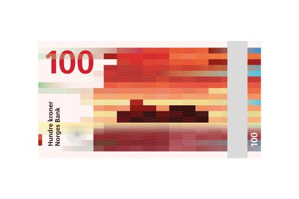 So that's Norway raising the bank note game quite a fair bit... http://t.co/K68mREVlNS