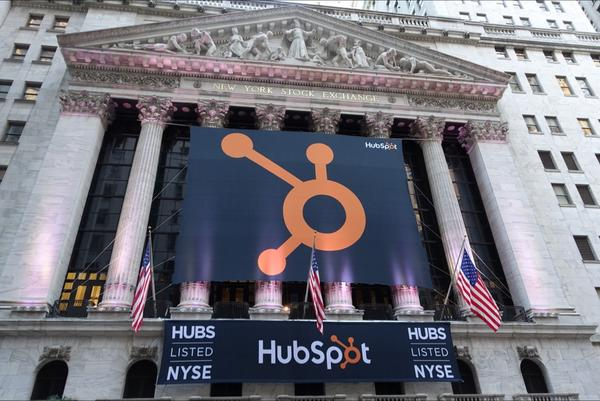 Seven years of hard work later - #HubSpot becomes $HUBS http://t.co/5gMVAgVEcC