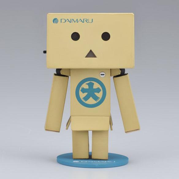 今、大阪でダンボー写真展やってるんですってよ?今度のダンボーは大丸ダンボーですって。yotsuba10.com/danboard/ pic.twitter.com/10CpOiOslB