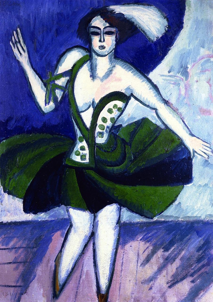 The Russian Dancer Mela