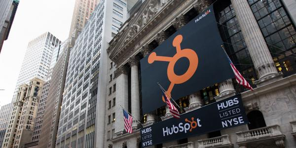 Proud to be part of a great company and team! $HUBS @HubSpot http://t.co/Z4sdrCeiIF