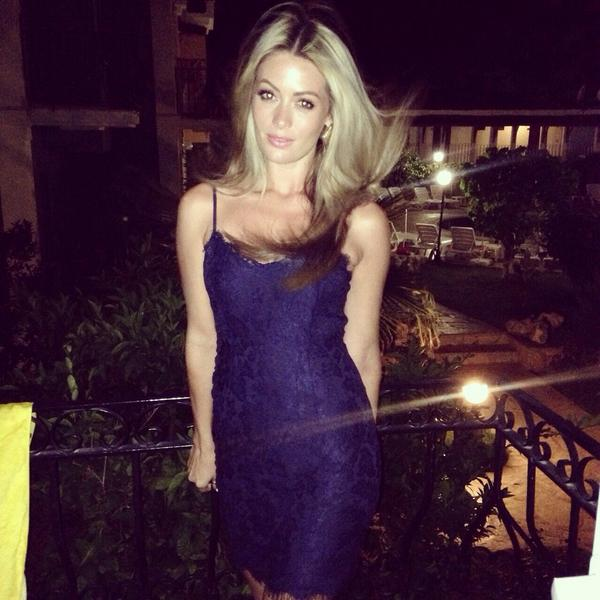 Love my navy lace dress from @PinkBoutiqueUK check out the website girls they have some gorgeous dresses! http://t.co/qyhO8c4cL5