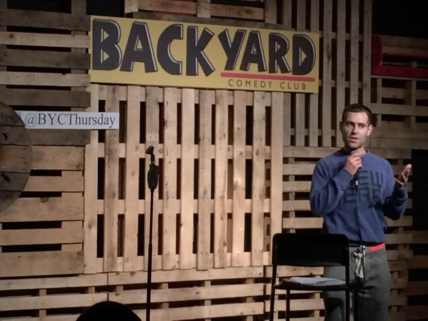 back yard comedy thu bycthursday twitter