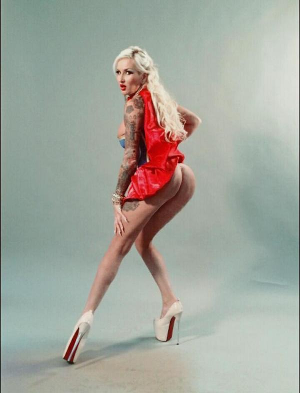 Jarushka Ross Nude Photos 91