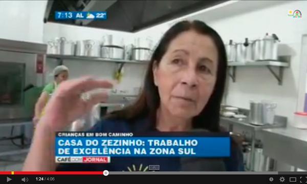 Matéria da @BandTV fala sobre a CZ e importância de fazer parte de um projeto social! http://t.co/XEgehWm5oo http://t.co/rLZlsdYVTw