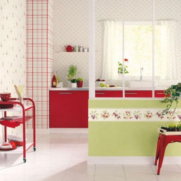 mil y una ideas para decorar tu hogar con papel pintado