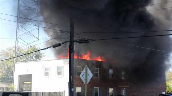 Crematorium Fire Caused By 500-Pound Body In Virginia
