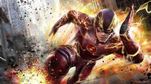 [Series] THE FLASH  - Página 4 BziAwuJCAAEOOEf