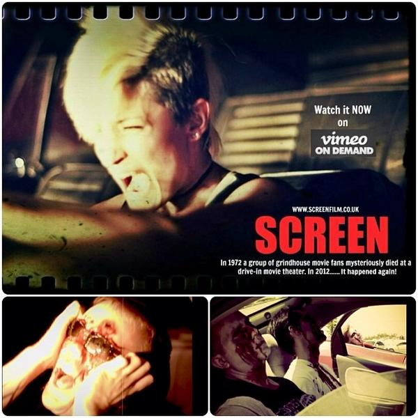 My #horrorfilm #SCREEN is now FREE to watch on @youtube  http://t.co/wmD0hTwvQV  Starring @nicolemalonso @xlesliex http://t.co/mdUZhyD04S
