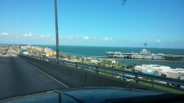 Another hot and sunny day in Corpus Christi Tx http://t.co/sg4bOSLcwP
