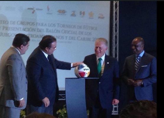 XXII juegos Centroamericanos y del Caribe Veracruz 2014. BziwnI1CMAAOdHU