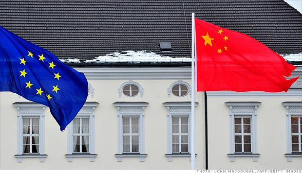 EU-China share of world GDP (PPP)  1980 EU: 30% China: 2%  2014 EU: 17% China: 16.5%  2019 EU: 15% China: 19% https://t.co/QVQQ6qDo4u