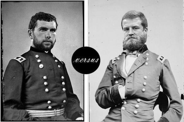 Andrew Luck and Ryan Fitzpatrick are two bearded wonders of the world. (Twitter)
