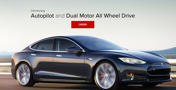 Apester07 Teslamotors Meet Dual Motor Models 60d 85d P85d And Introducing Autopilot Http Www Pic Twitter Fht5nngv86