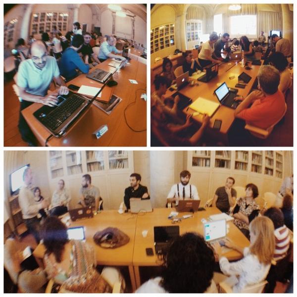 Open data per non profit, aiuto pubblico allo sviluppo e rimesse dei migranti: le 3 track #hackyouraid a #if2014. http://t.co/FwYCIqmAA3