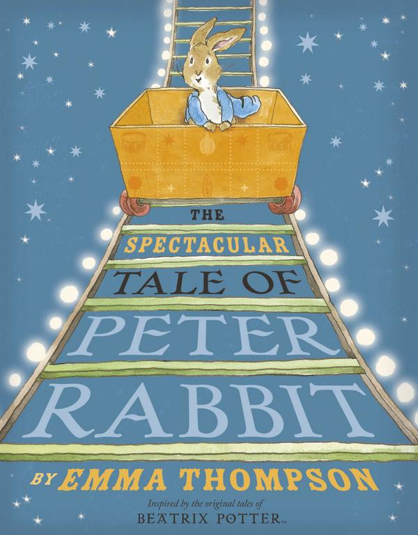 We've got 5 signed copies of Emma Thompson's new book The #SpectacularTale of Peter Rabbit. RT for a chance to #win. http://t.co/qiNXgh3kQB