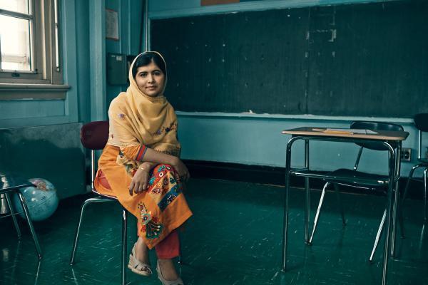 Congratulations. Malala Yousafzai wins the 2014 Nobel Peace Prize #NobelPeacePrize #2014NobelPrize http://t.co/13Li1EEaeZ