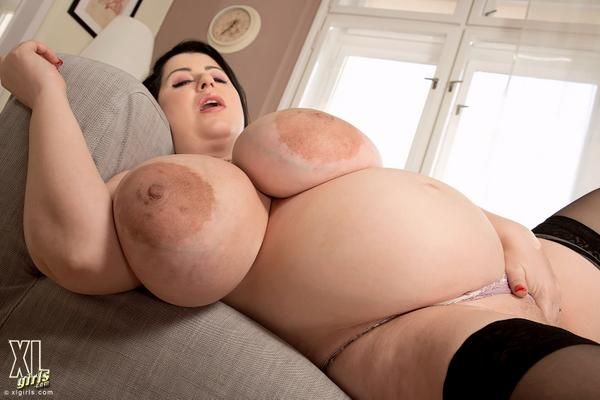 Bbw pregnant in naked topic