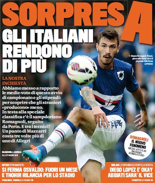 Alessio Romagnoli [2012-2015] - Page 19 BzlAuvlCcAA9XJ4
