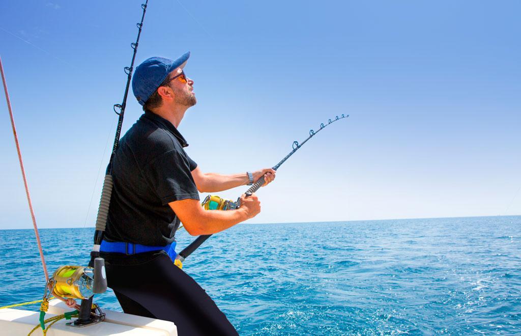 Рыбалка на море про рыбалку