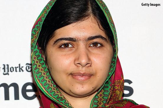 Malala Yousafzai Nobel Peace Prize : Malala Yousafzai
