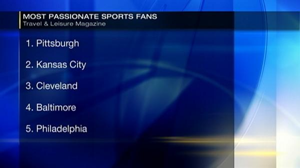 What a shocker -- #Pittsburgh is named the city with the most passionate sports fans! http://t.co/mZQnY2ZJvO http://t.co/gSbHeqMQq3