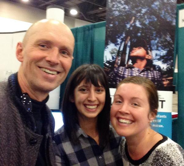 RT @NaturlCuriosity: The NC team partnering with @LSF_LST for a fun and inspiring week at #naaee2014 http://t.co/VIfccxa9bB
